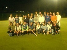 Play field hockey Picture