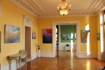 Guided tour of Art show and Tea