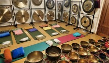 8 GONG meditation rare and unique
