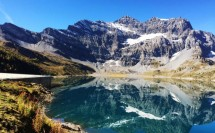 Hike in the Valais Picture