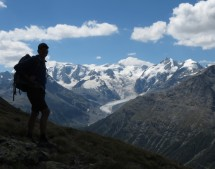 Hiking Grisons,