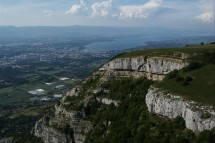 Hike in the Saleve
