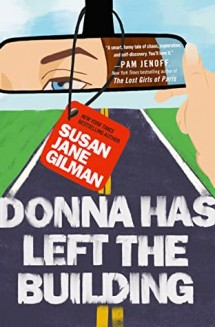 Book134:Donna Has Left the Building-Susan Jane Gillman Picture