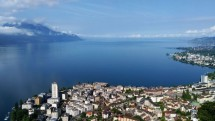 Walk around Montreux and Lakeside