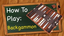 Let's play backgammon together