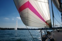 Pic inc on Board and sailing outing Picture