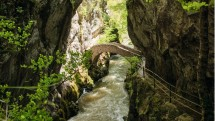 Areuse Gorge Hike Picture