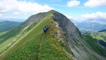Circular hike: Aiguille Croche-Mont Joly 2525 m Picture