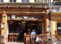 Lunch in the Old Town, Geneva