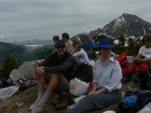 Hike to the Rochers de salin Picture