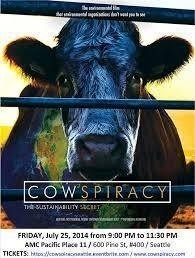 Film screening: Cowspiracy (free) Picture