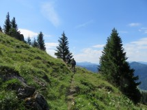 Circular hike to the Roc de Tavaneuse 2156m Picture