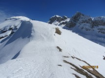 Snowshoes to the Tête de Bostan (2406m) Picture