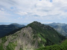Hiking to Pointe Ratti (1923m) Picture
