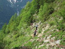 Hiking to the Aiguillette des Houches Picture