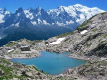 Hiking to the Lac Blanc (2352m) Picture