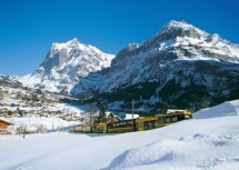 Snowshoe the Eiger Trail Picture
